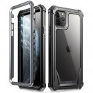 HOT SELLER IPhone 11 Pro Max Case Poetic Full-Body Hybrid Bumper Protector Cover BLACK