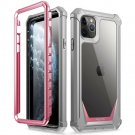 HOT SELLER IPhone 11 Pro Max Case Poetic Full-Body Hybrid Bumper Protector Cover PINK