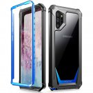 HOT SELLER Galaxy Note 10 Plus Case | Poetic Full-Body Hybrid Bumper Protector Cover BLUE