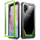 HOT SELLER Galaxy Note 10 Plus Case | Poetic Full-Body Hybrid Bumper Protector Cover GREEN