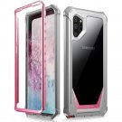 HOT SELLER Galaxy Note 10 Plus Case | Poetic Full-Body Hybrid Bumper Protector Cover PINK