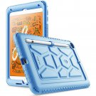 HOT IPad Mini 5 Tablet Ultra Thick Silicone Cover Case Made with Kid-friendly BLUE