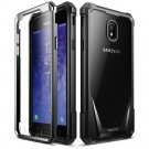 HOT SELLER Samsung Galaxy J3 2018 Case | Poetic Full-Body Hybrid Bumper Protector Cover #Black