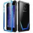 HOT SELLER Samsung Galaxy J3 2018 Case | Poetic Full-Body Hybrid Bumper Protector Cover #Blue