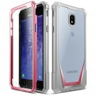 HOT SELLER Samsung Galaxy J3 2018 Case | Poetic Full-Body Hybrid Bumper Protector Cover #Pink