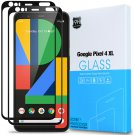HOT SELLER 2-Pack For Google Pixel 4 XL [Full Coverage] Tempered Glass Screen Protector