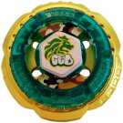 BEST SELLER Limited Edition GOLD Rock Leone BB-30-G WBBA Beyblade