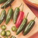UNA SELLER Serrano Pepper *Heirloom* (50 Seed's)