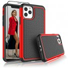 """UNA SELLER Red Shockproof Cover For Apple iPhone 11 6.1"""" 2019 Phone Case"""