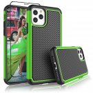 """UNA SELLER Green Shockproof Cover For Apple iPhone 11 Pro Max 6.5"""" 2019 Phone Case"""