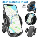 UNA SELLER Universal Car Air Vent Mount Cell Phone GPS Holder 360° Stand for Iphone XS Max/  XS/ X/