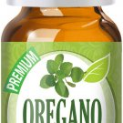 UNA SELLER 10ml Oregano Essential Oil (100% Pure & Natural) Glass Bottle + Euro Dropper