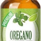 UNA SELLER 60ml Oregano Essential Oil (100% Pure & Natural) Glass Bottle + Euro Dropper