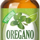 UNA SELLER 120ml Oregano Essential Oil (100% Pure & Natural) Glass Bottle + Euro Dropper