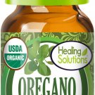 UNA SELLER 10ml Organic Oregano Essential Oil (100% Pure - USDA Certified Organic)