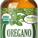UNA SELLER 120ml Organic Oregano Essential Oil (100% Pure - USDA Certified Organic)