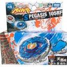 Una TAKARA TOMY Storm Pegasis / Pegasus Metal Masters Beyblade BB-28 - USA
