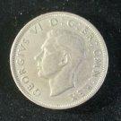 Coin Great Britain England UK Half Crown 1948