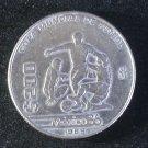 Coin Mexico 200 Pesos 1986