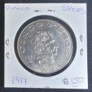 Coin Mexico 5 Pesos 1977