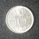 Coin Netherlands 10 Cent 1951