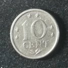 Coin Netherlands 10 Cent 1971