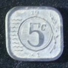 Coin Netherlands 5 Cent 1941