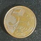 Coin Brazil 5 Centavos 2005