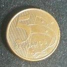 Coin Brazil 5 Centavos 2004