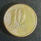 Coin Brazil 10 Centavos 2005