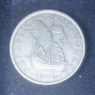 Coin Portugal 5 Escudos 1976