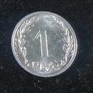 Coin Tunisia 1 Millim 1960