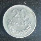 Coin Poland 20 Groszy 1949