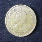 Coin Hong Kong 10 Cent 1960