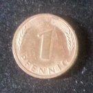 Coin Germany 1 Pfennig 1985 F