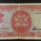 Banknote Trinidad and Tobago $1 1985