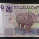 Banknote Tanzania 5000 Shillings 2003