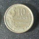 Coin France 10 Francs 1952