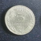 Coin France 5 centimes 1982