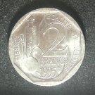 Coin France 2 Francs 1995