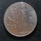 Coin Italy 100 Lire 1975