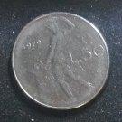 Coin Italy 50 Lire 1979