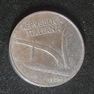 Lot 3 Coins Italy 10 Lire 1954 1955 1956