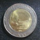 Coin Italy 500 Lire 1988