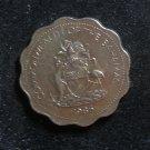 Coin Bahamas 10 Cent 1985
