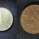 Coin Austria 1 Schilling 1992