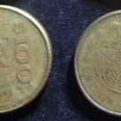 Coin Mexico 100 Pesos 1985