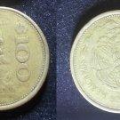 Coin Mexico 100 Pesos 1987