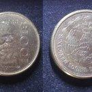 Coin Mexico 100 Pesos 1988