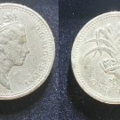 Coin Great Britain England UK 1 Pound 1985